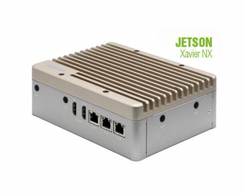 BOXER-8253AI - Lüfterloser kompakter AI@Edge Embedded PC mit NVIDIA Jetson Xavier NX