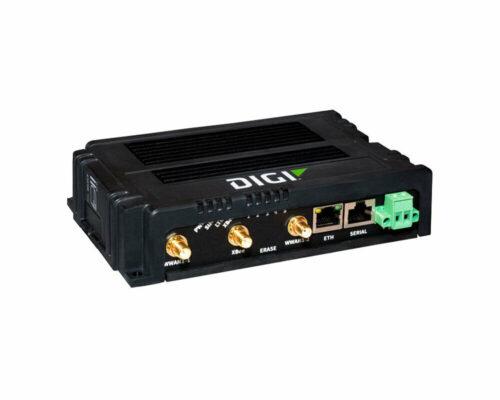 Digi IX15 - Programmierbares Gateway zur verbindung von Digi XBee-fähigen Geräten mit Remote-Anwendungen über Mobilfunk und Ethernet